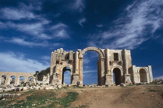 гр. Джараш, Кралство Йордания